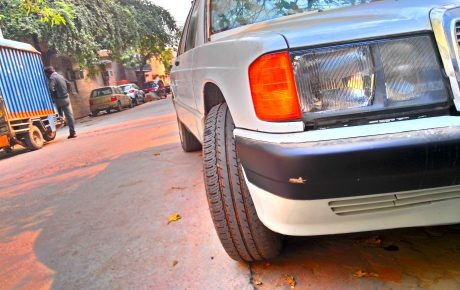 MY  FIRST  PROJECT – MERCEDES W201 190D  (a.k.a BabyBenz)